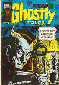 Cover Thumbnail for Ghostly Tales (K. G. Murray, 1977 series) #8