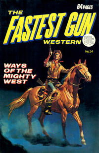Cover Thumbnail for The Fastest Gun Western (K. G. Murray, 1972 series) #34