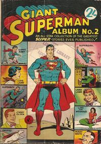 Cover Thumbnail for Giant Superman Album (K. G. Murray, 1963 ? series) #2