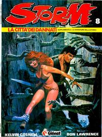 Cover Thumbnail for Storm (Glénat Italia, 1987 series) #8