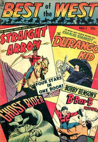 Cover Thumbnail for Best of the West (Superior Publishers Limited, 1951 ? series) #1