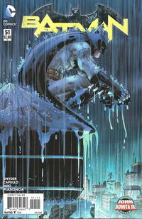 Cover Thumbnail for Batman (DC, 2011 series) #51 [John Romita Jr. Cover]