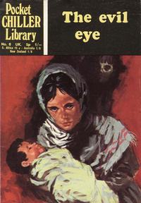 Cover Thumbnail for Pocket Chiller Library (Thorpe & Porter, 1971 series) #6