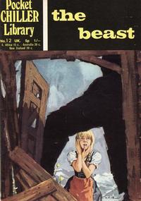 Cover Thumbnail for Pocket Chiller Library (Thorpe & Porter, 1971 series) #12