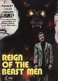 Cover Thumbnail for Pocket Chiller Library (Thorpe & Porter, 1971 series) #91