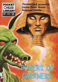 Cover Thumbnail for Pocket Chiller Library (Thorpe & Porter, 1971 series) #100