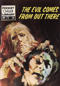 Cover Thumbnail for Pocket Chiller Library (Thorpe & Porter, 1971 series) #73