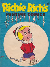 Cover Thumbnail for Richie Rich's Funtime Comics (Magazine Management, 1970 ? series) #20-70