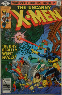 Cover Thumbnail for The X-Men (Marvel, 1963 series) #128 [Direct Edition]