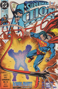 Cover Thumbnail for Action Comics (DC, 1938 series) #661