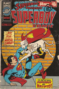 Cover Thumbnail for Superman Presents Superboy Comic (K. G. Murray, 1976 ? series) #106