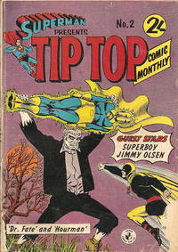 Cover Thumbnail for Superman Presents Tip Top Comic Monthly (K. G. Murray, 1965 series) #2