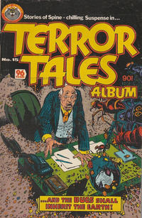 Cover Thumbnail for Terror Tales Album (K. G. Murray, 1977 series) #15