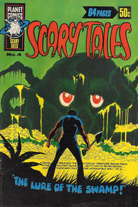 Cover Thumbnail for Scary Tales (K. G. Murray, 1977 series) #4