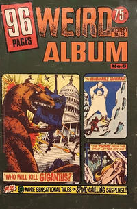 Cover Thumbnail for Weird Mystery Tales Album (K. G. Murray, 1978 series) #6