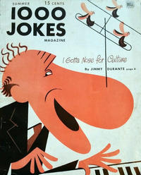 Cover Thumbnail for 1000 Jokes (Dell, 1939 series) #59