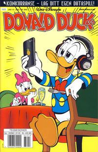Cover for Donald Duck & Co (Hjemmet / Egmont, 1948 series) #18/2016