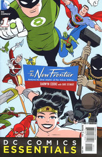 Cover Thumbnail for DC Essentials: DC: The New Frontier (DC, 2016 series) #1