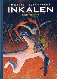 Cover Thumbnail for Inkalen John Difools eventyr (Hjemmet / Egmont, 2008 series)