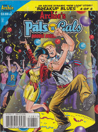Cover Thumbnail for Archie's Pals 'n' Gals Double Digest Magazine (Archie, 1992 series) #128 [Direct Edition]
