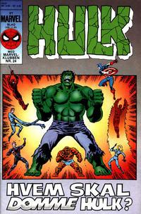 Cover Thumbnail for Hulk (Interpresse, 1984 series) #3/1985