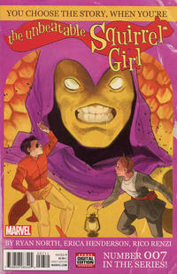 Cover Thumbnail for The Unbeatable Squirrel Girl (Marvel, 2015 series) #7