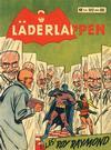 Cover for Läderlappen (Centerförlaget, 1956 series) #11/1957