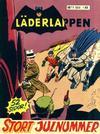 Cover for Läderlappen (Centerförlaget, 1956 series) #13/1958