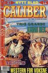 Cover for Caliber (Semic, 1994 series) #1/1994