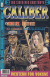 Cover for Caliber (Semic, 1994 series) #4/1995