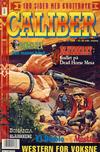Cover for Caliber (Semic, 1994 series) #2/1996