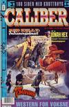 Cover for Caliber (Semic, 1994 series) #3/1996