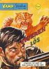 Cover for Kamp-serien (Serieforlaget / Se-Bladene / Stabenfeldt, 1964 series) #7/1964