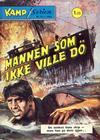 Cover for Kamp-serien (Serieforlaget / Se-Bladene / Stabenfeldt, 1964 series) #17/1964
