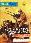 Cover for Kamp-serien (Serieforlaget / Se-Bladene / Stabenfeldt, 1964 series) #8/1970