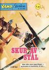 Cover for Kamp-serien (Serieforlaget / Se-Bladene / Stabenfeldt, 1964 series) #43/1970