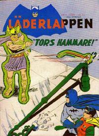 Cover Thumbnail for Läderlappen (Centerförlaget, 1956 series) #4/1960