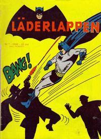 Cover Thumbnail for Läderlappen (Centerförlaget, 1956 series) #7/1960