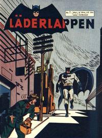 Cover Thumbnail for Läderlappen (Centerförlaget, 1956 series) #1/1961