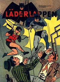 Cover Thumbnail for Läderlappen (Centerförlaget, 1956 series) #2/1961