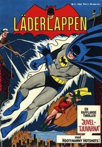 Cover Thumbnail for Läderlappen (Centerförlaget, 1956 series) #4/1964