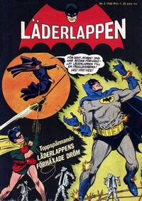 Cover Thumbnail for Läderlappen (Centerförlaget, 1956 series) #3/1965