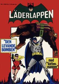Cover Thumbnail for Läderlappen (Centerförlaget, 1956 series) #8/1965