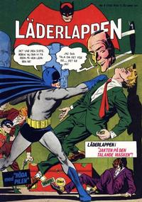 Cover Thumbnail for Läderlappen (Centerförlaget, 1956 series) #9/1965