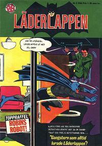 Cover Thumbnail for Läderlappen (Centerförlaget, 1956 series) #4/1966