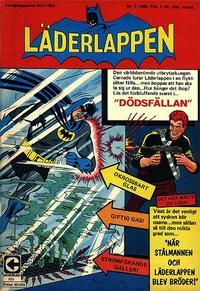 Cover Thumbnail for Läderlappen (Centerförlaget, 1956 series) #2/1969