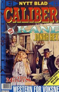Cover Thumbnail for Caliber (Semic, 1994 series) #3/1994