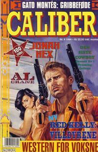 Cover Thumbnail for Caliber (Semic, 1994 series) #4/1994