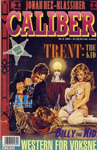 Cover Thumbnail for Caliber (Semic, 1994 series) #6/1994