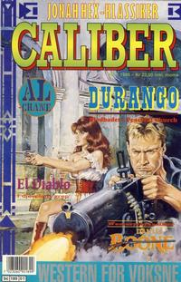 Cover Thumbnail for Caliber (Semic, 1994 series) #1/1995